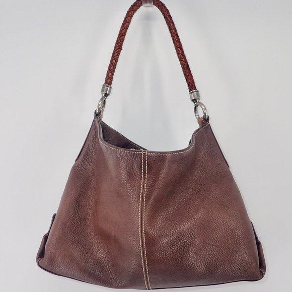 Fossil Handbags - Fossil Leather Purse Shoulder Bag Medium Size